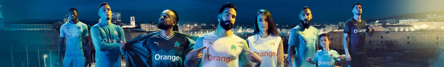 camisetas Olympique Marsella baratas tailandia 2018-2019