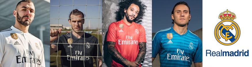 camisetas Real Madrid baratas tailandia 2018-2019