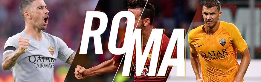 camisetas Roma baratas tailandia 2018-2019