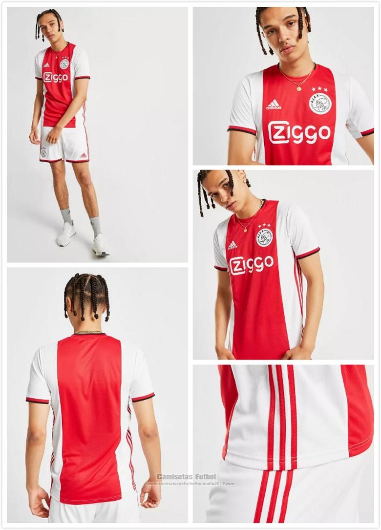 Camisetas Ajax Primera baratas 2019-2020