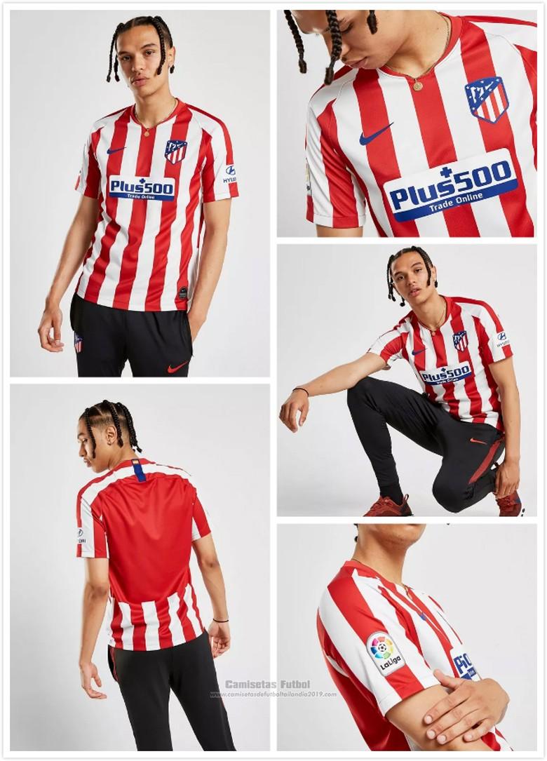 camisetas Atletico Madrid Primera baratas 2019-2020
