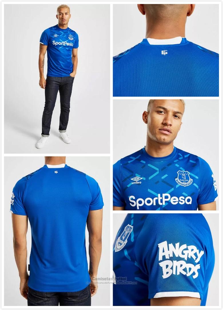 Camisetas Everton Primera baratas 2019-2020