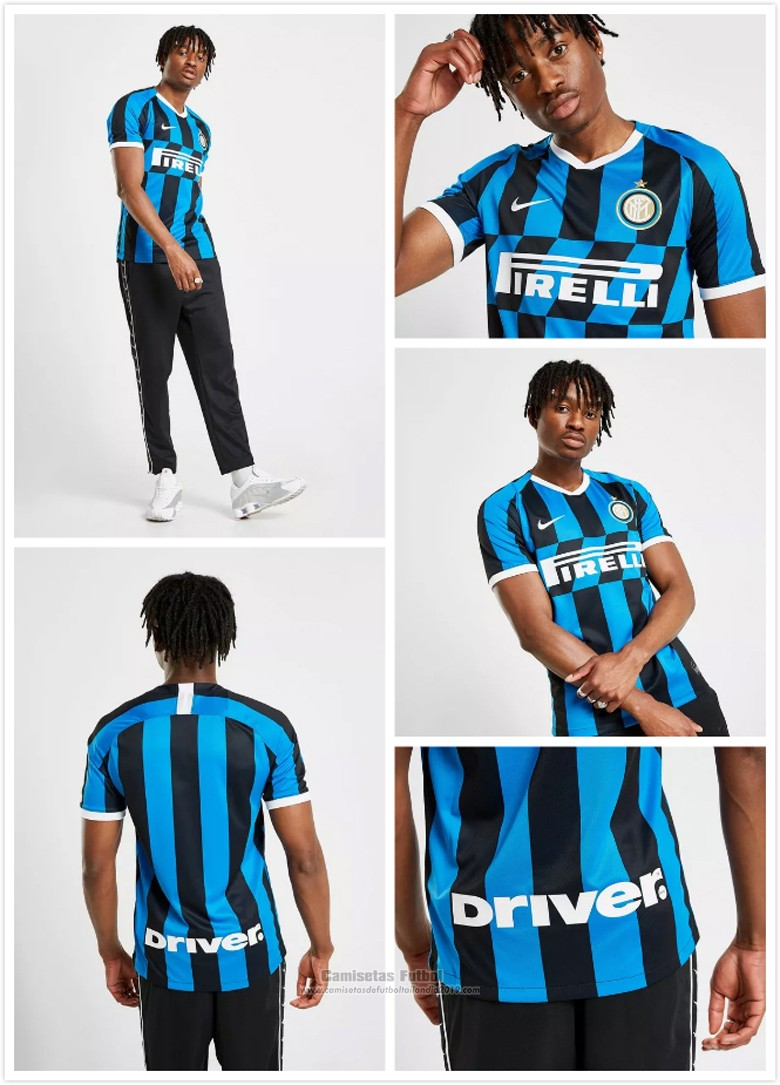 Camisetas Inter Milan Primera baratas 2019-2020