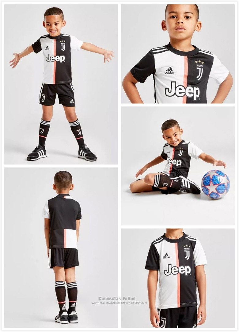 Camisetas Juventus Primera Nino baratas 2019-2020