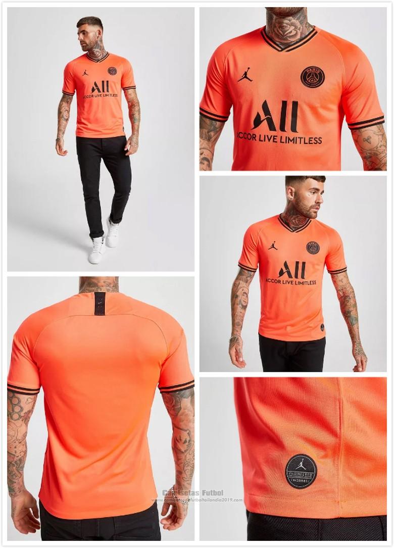 Camisetas Paris Saint-Germain Segunda baratas 2019-2020