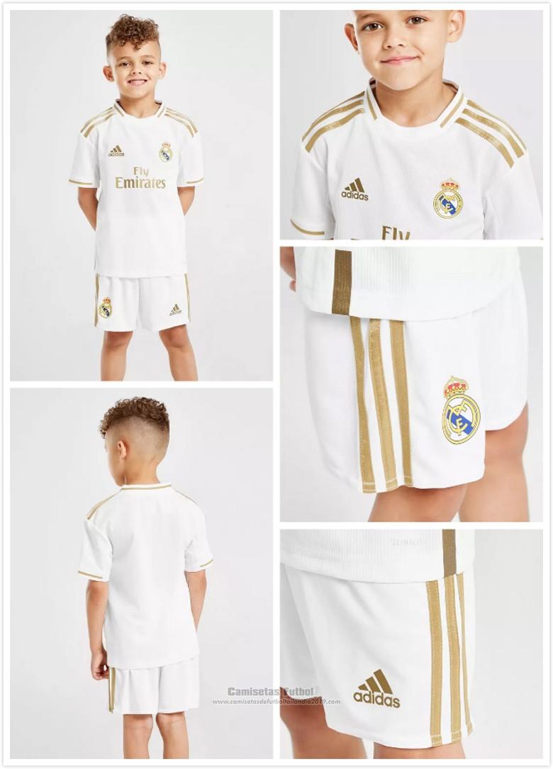 Camisetas Real Madrid Primera Nino baratas 2019-2020
