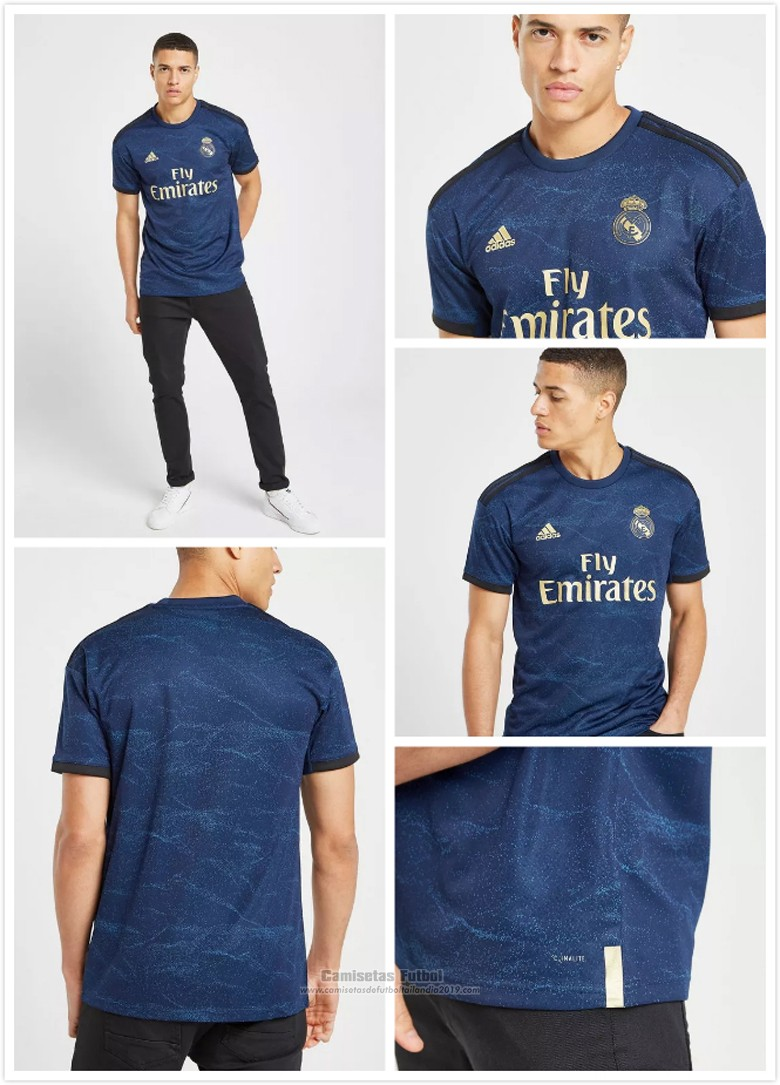 Camisetas Real Madrid Segunda baratas 2019-2020