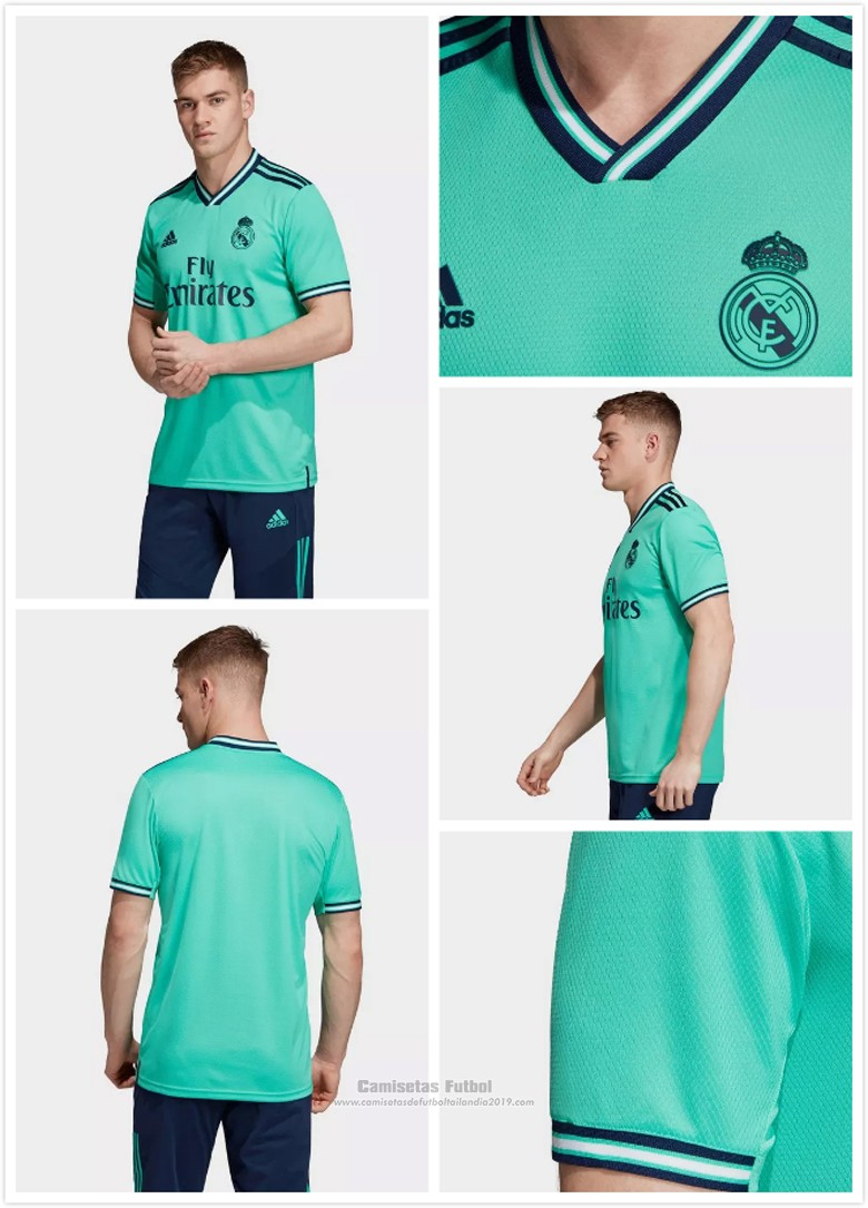 Camisetas Real Madrid Tercera baratas 2019-2020