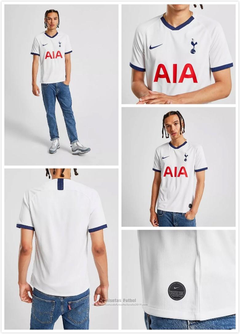 Comprar Tailandia Camiseta Tottenham Hotspur 1ª 2019-2020